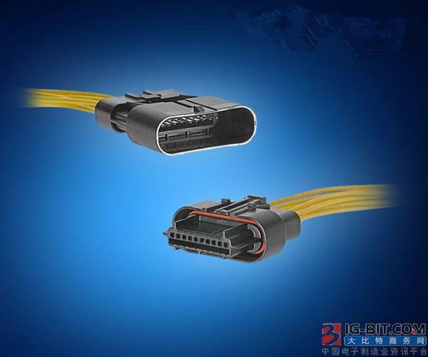 贸泽售Molex的螺距密封式线对线连接器,可在狭窄空间内提供可靠连接