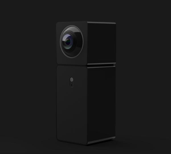 华来小方智能摄像机双摄版开卖 拥有三重数据加密技术