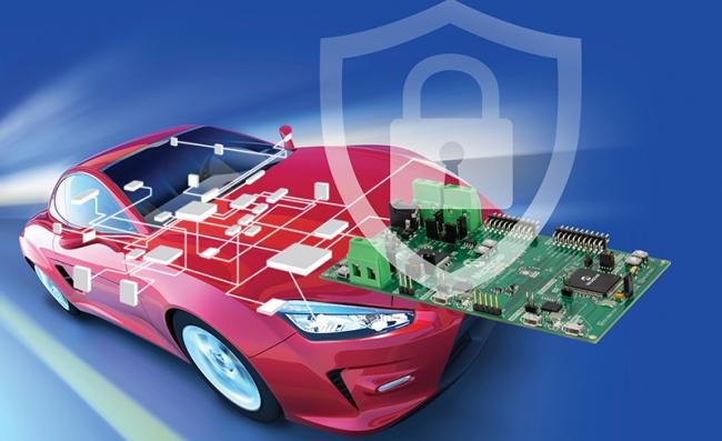 利用 Microchip 的业内首款汽车安全开发工具包保护汽车网络免受黑客攻击