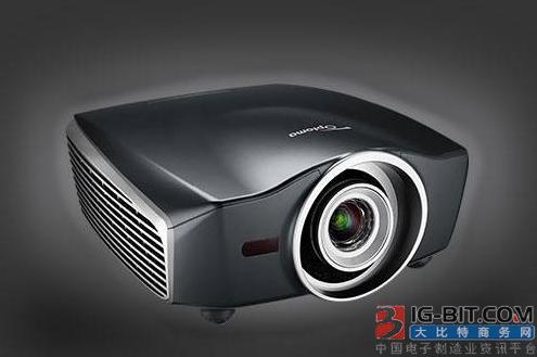 奥图码将展出全球最小4K LED智能家用投影机