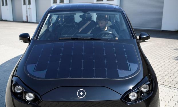 2019年下半年Sion纯电动太阳能汽车将在德国投产
