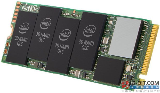 QLC闪存:英特尔发布660p系列M.2 2280 NVMe SSD新品
