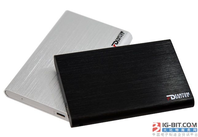 Fantom Drives推出超坚固G-Force 3.1 USB-C固态移动硬盘