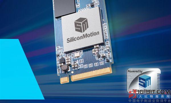 慧荣企业级SSD主控首秀:三个双核ARM CPU
