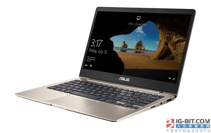 华硕发布ZenBook 13 UX331UA超级本新品