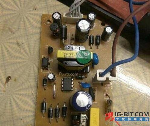 开关电源易损坏元件和故障现象汇总