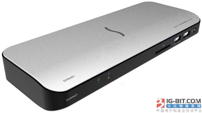 Sonnet发布Echo 11雷电3扩展坞新品