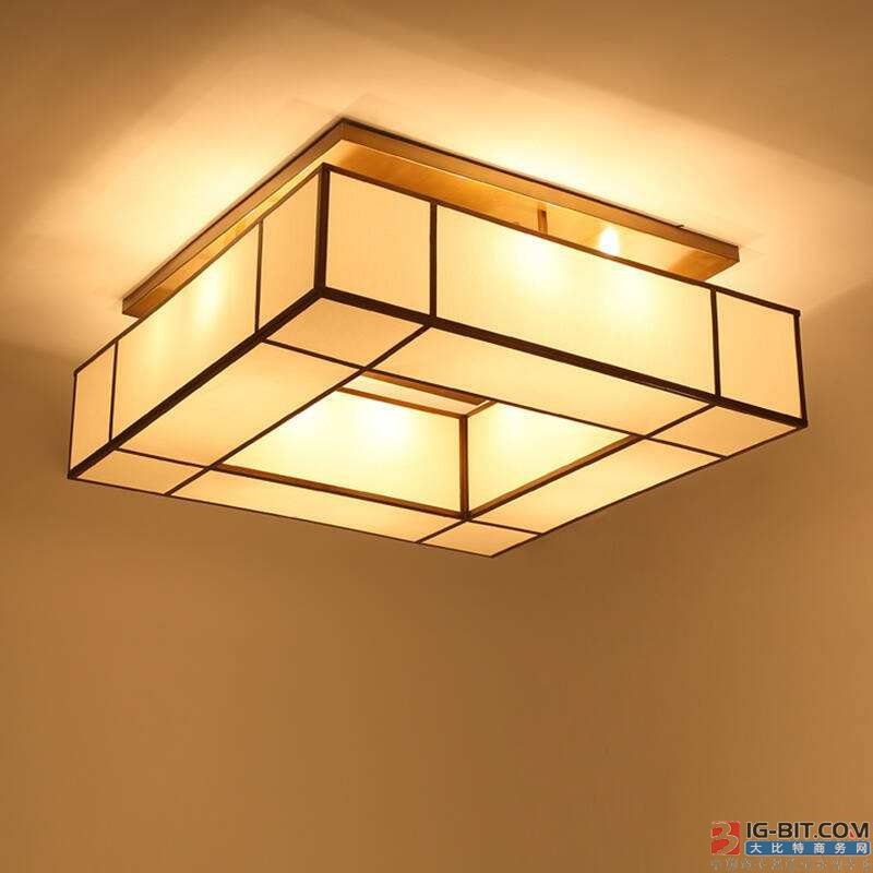 吸顶式LED灯抽查结果出炉:合格率仅为65.4%