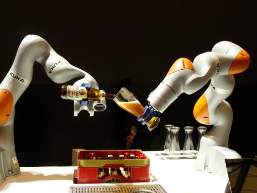 新材料让机器人自我修复 人工智能威胁将走进现实