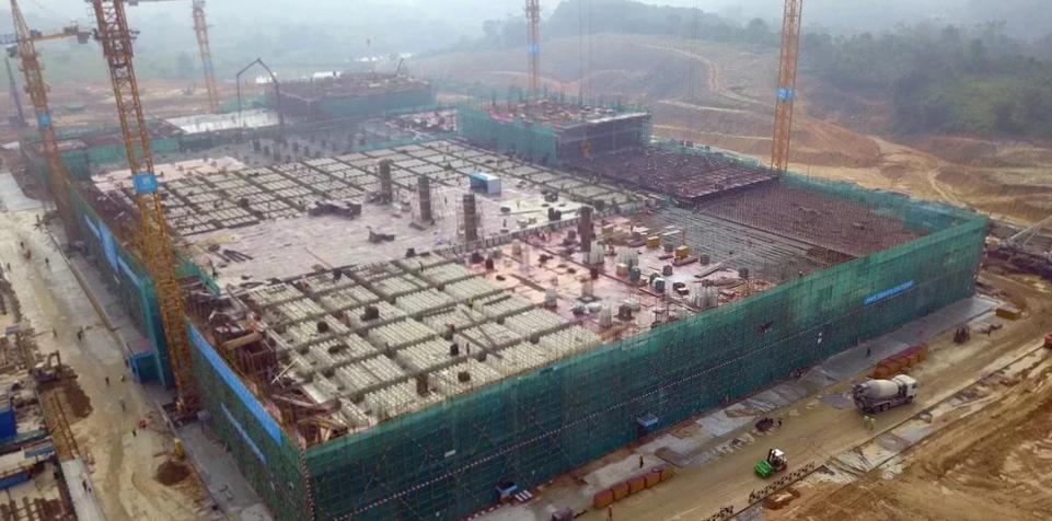 粤芯半导体项目进展:10月封顶、月产能将达4万片