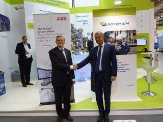 ABB与阿克泰姆公司签署全球合作协议