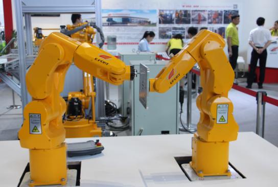 第四次工业革命已来 机器换人带来哪些好处?