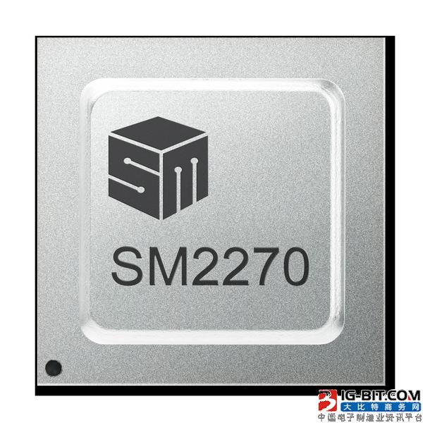 慧荣科技在2018年闪存峰会上推出全新双模企业级SSD控制芯片解决方案