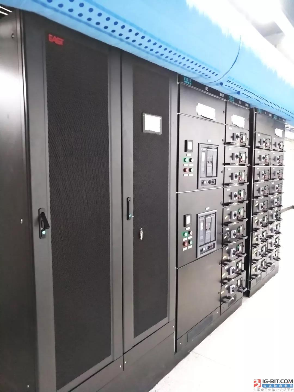 """易事特高端电源再次服务于中国移动""""大数据""""建设!"""