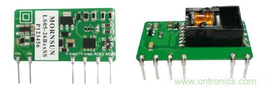 5W 90-528VAC超宽电压输入 AC/DC电源模块