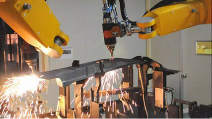 浅析激光切割机器人的工作原理