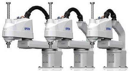 6款国产SCARA机器人性能大比拼