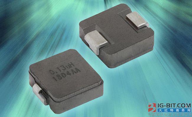 Vishay新款高温IHSR电感器为多相电源提供更高电流密度