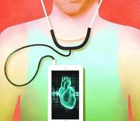 可穿戴式智能心电远程监测落地