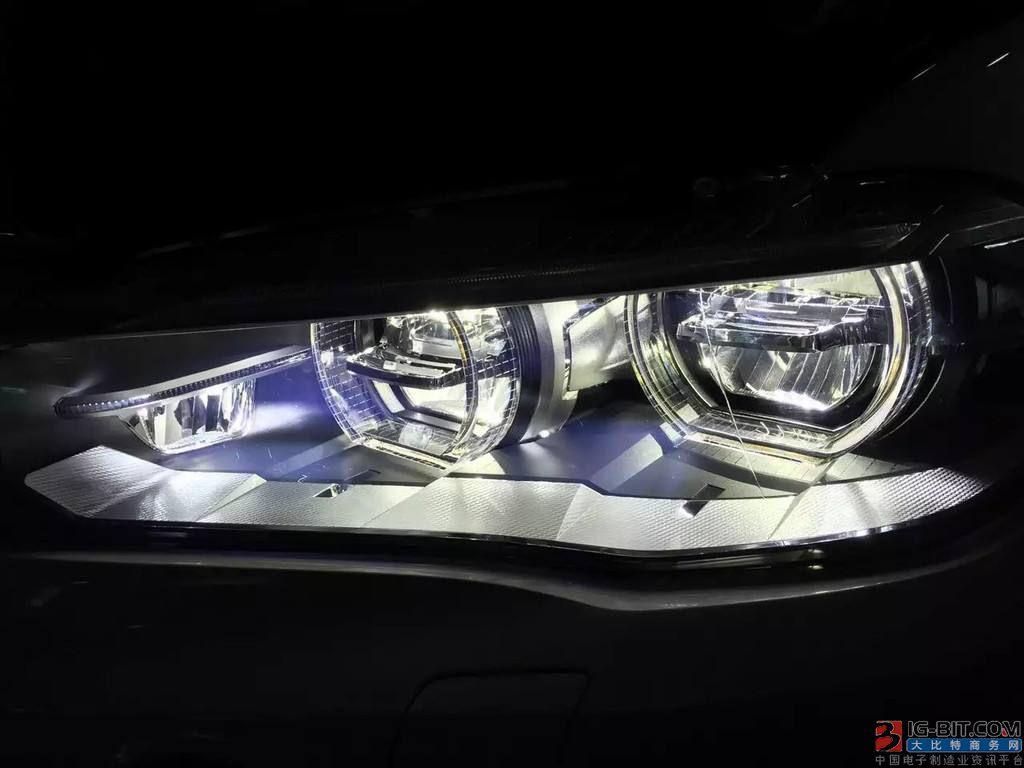LED车灯模块出货继续成长,丽清Q2营收增长超3成