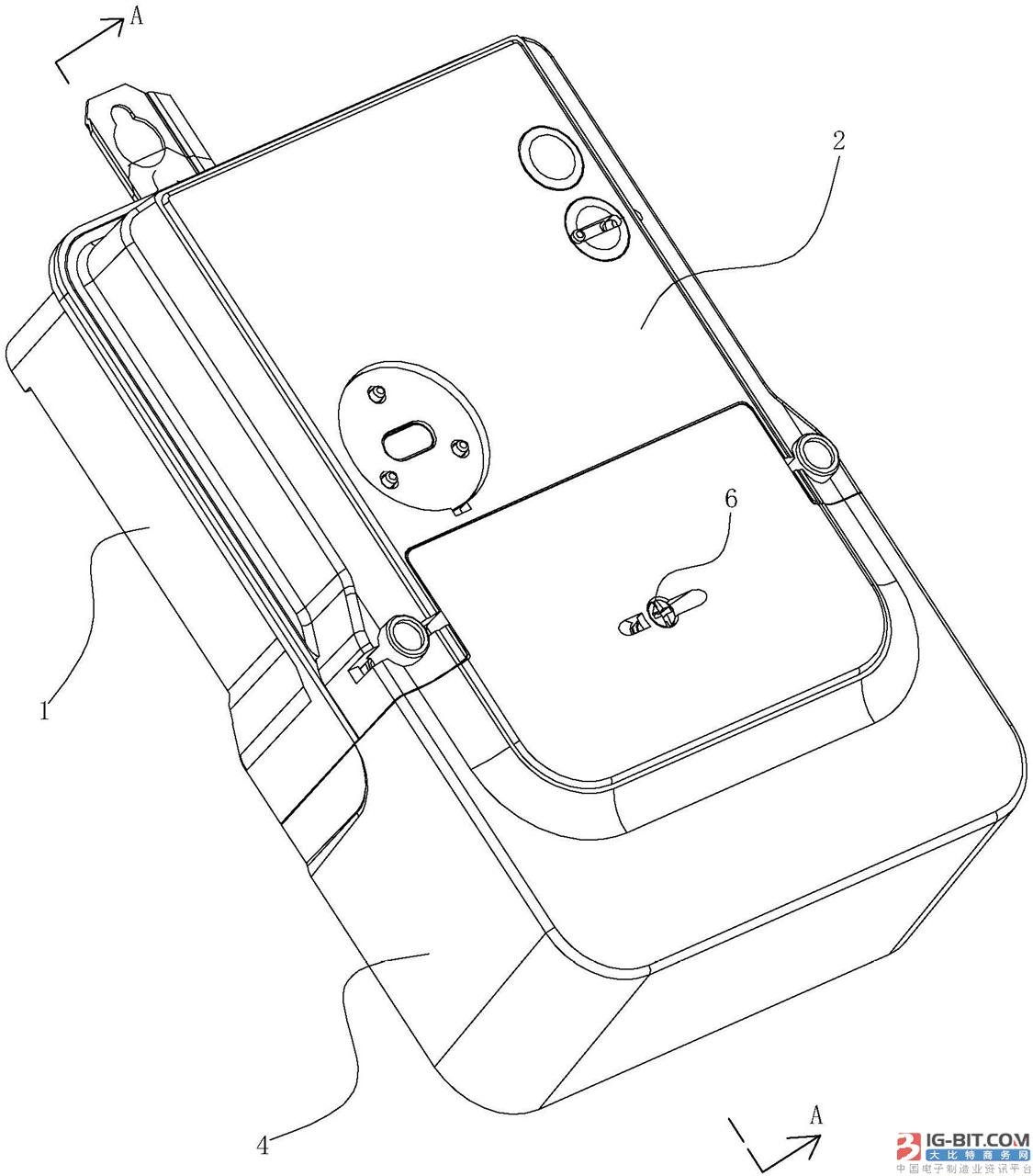 【仪表专利】一种改进电表
