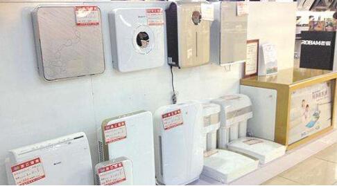 空净市场进入复苏阶段 负离子技术零噪音零耗材成主流