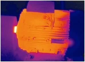 电机的五类工作系统,如何进行红外热成像检测?