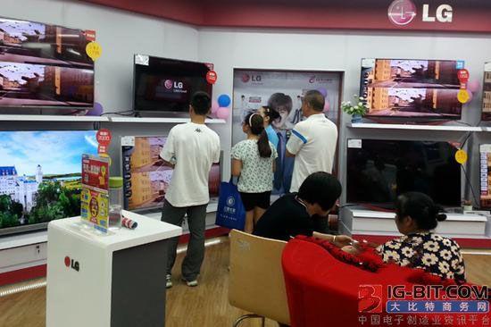 """2018上半年彩电市场""""量增额减"""" 国内企业业绩""""飘红"""""""