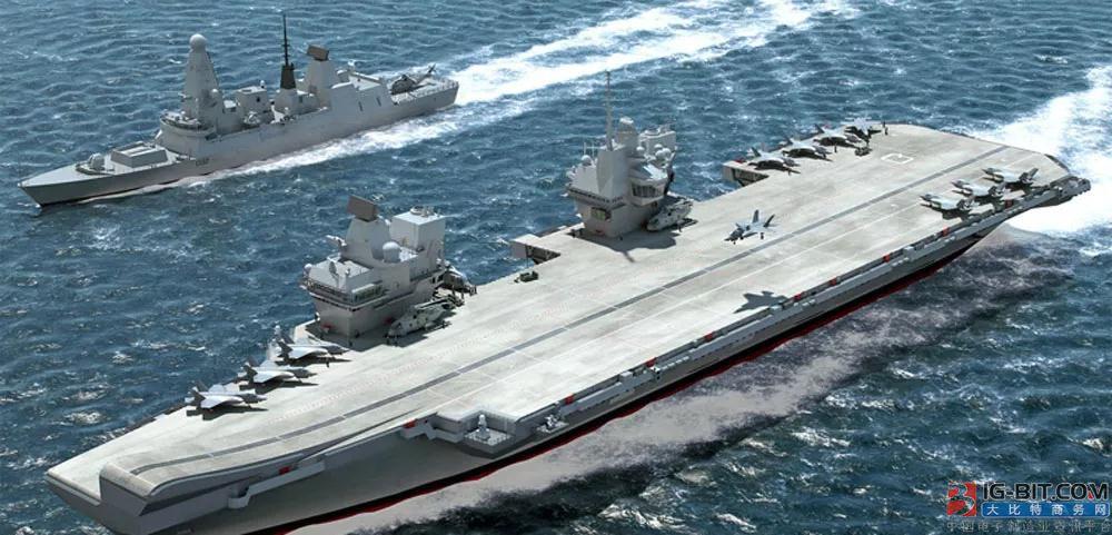 最大的海上照明合同?英国皇家海军订购10万支LED灯管