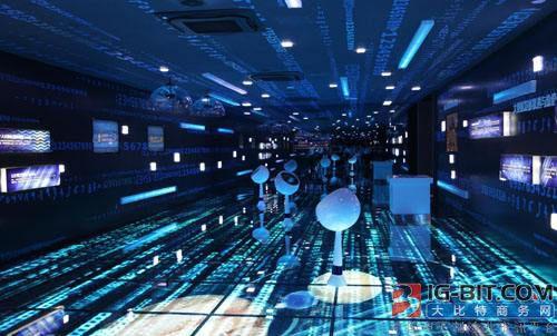 科华恒盛称拟与阿里合作建设数据中心