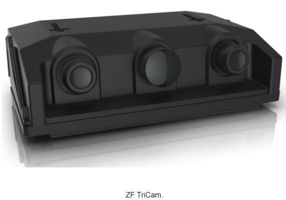 ZF Marshall发布ZF S-Cam4摄像头产品系列
