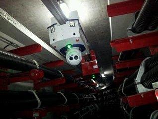 巡检机器人产业新市场崛起 为安防带来蓬勃生机