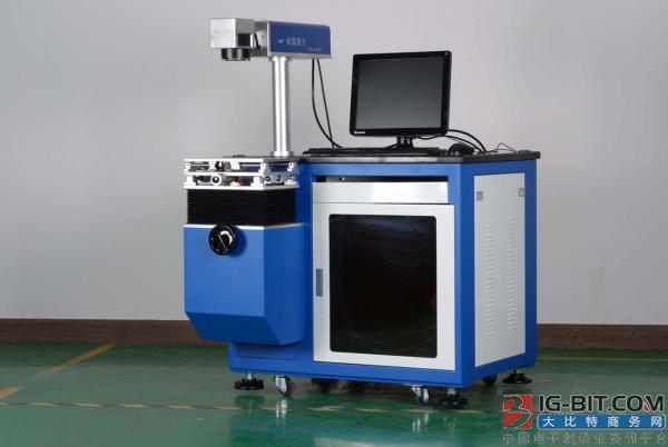 与油墨喷码机相比 激光打标机具哪些优势