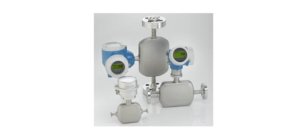 恩德斯豪斯推出轻量级单测量管科里奥利质量流量计