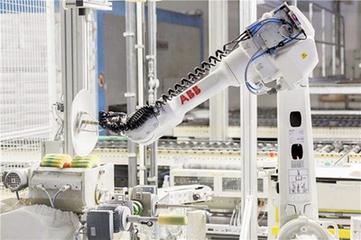 """行业""""倒春寒""""?国产机器人迈过去便是春暖花开"""