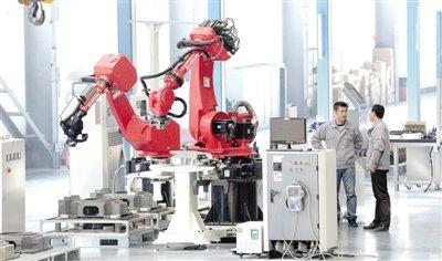 """市场""""蛋糕""""在变大 国产工业机器人份额反而缩水"""