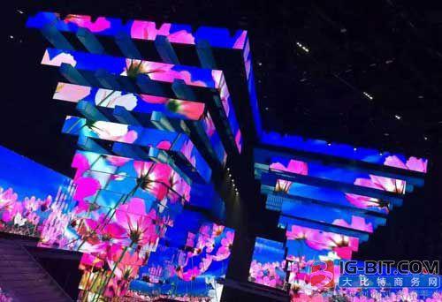 与其虚谈LED显示屏共享 不如多做互联互通