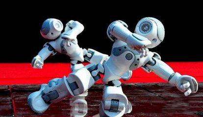中国机器人产业规模 五年年均增速近30%