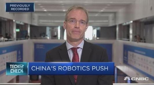 国产工业机器人想统治中国市场任重道远