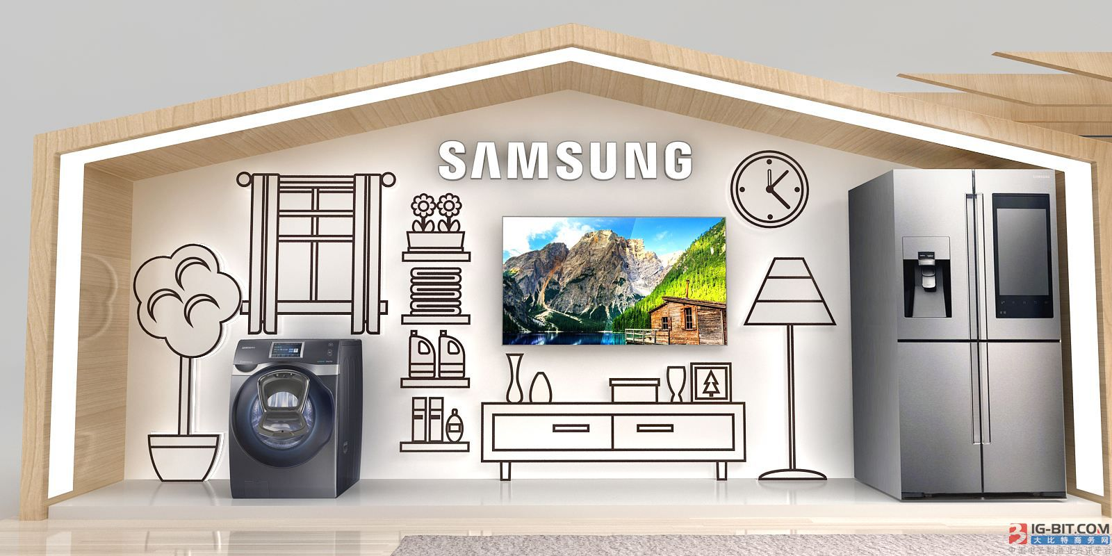 SamSung home appliance