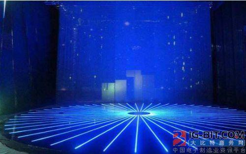 厦门光电产业持续领跑全国,去年LED外延芯片产值140亿