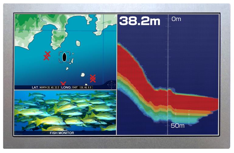 三菱电机9月20日将提供工业用彩色TFT液晶模块7.0寸WXGA的样品
