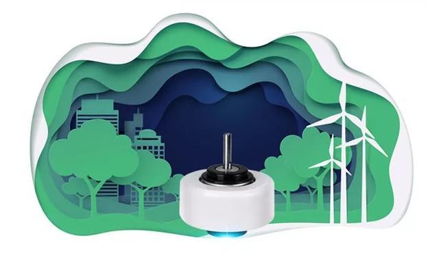 Welling塑封无刷直流电机之节尽所能,能耗降低15%