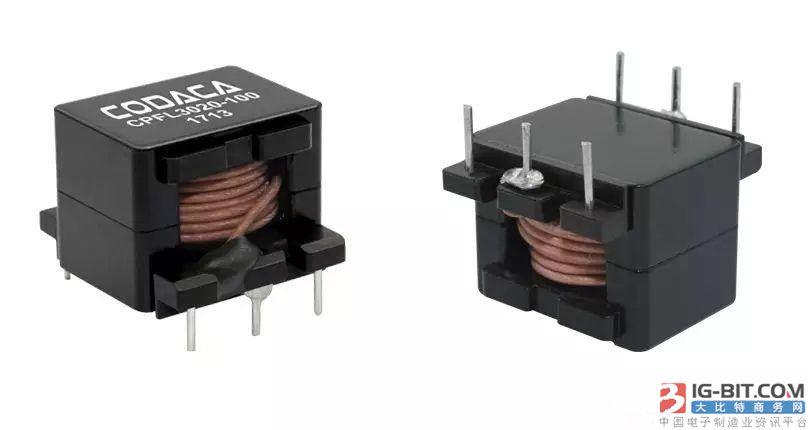 科达嘉推出首款新型隔离式大电流电感