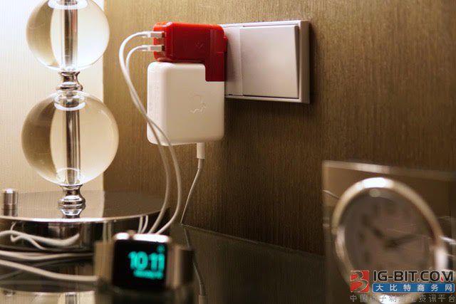 Twelve South发布为苹果笔记本适配器额外提供2个USB口