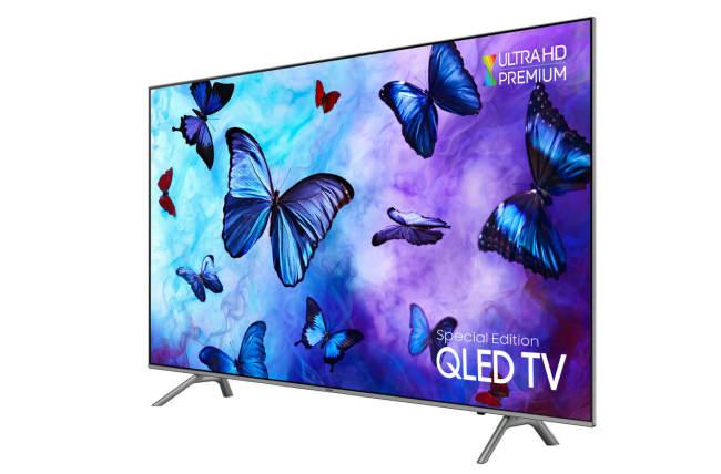 三星最新QLED电视获HDR10 +认证