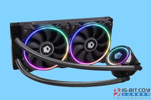ID-COOLING发布一体式水冷:双120mm RGB风扇