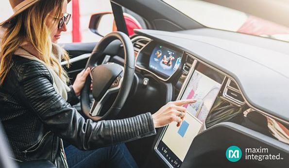 美信推最新车用LED背光驱动器 汽车显示屏尺寸更大、成本更低