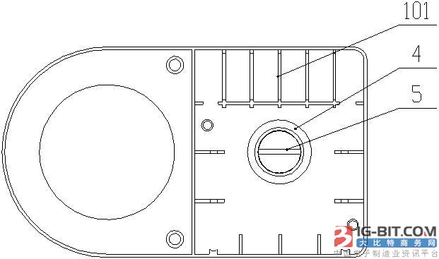 【仪表专利】一种智能水表的模块化结构
