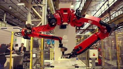 工业机器人上市企业财报分析:整体增速不及预期
